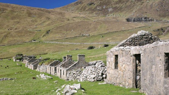 Enjoy the rugged beauty of Kilda, Hirta Islands.
