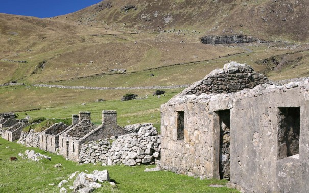 Enjoy the rugged beauty of St. Kilda, Hirta Island