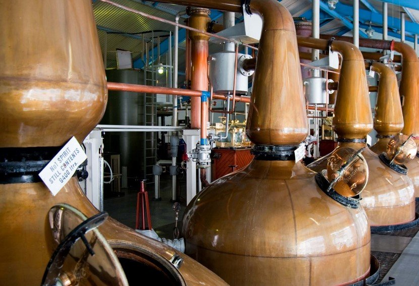 Learn about whisky distilling in Islay.