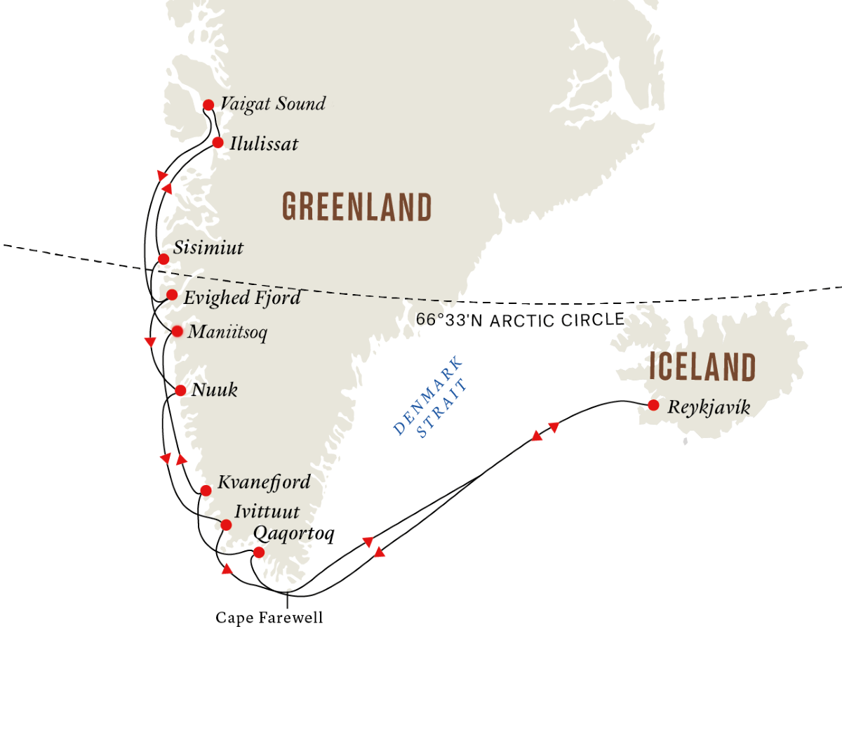 Disko Bay – The Heart of Greenland
