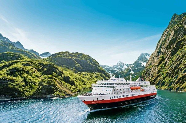 Experience the magnificent fjords of Norway with the experts