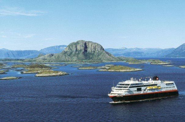 Discover land and seascapes literally out of fairy tales, like Torghatten - the mountain with a hole.