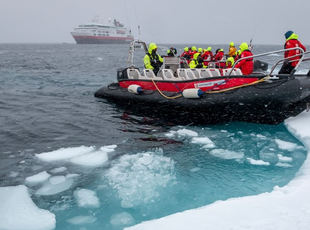 Cruise from Greenland to the Northwest Passage: August 2019
