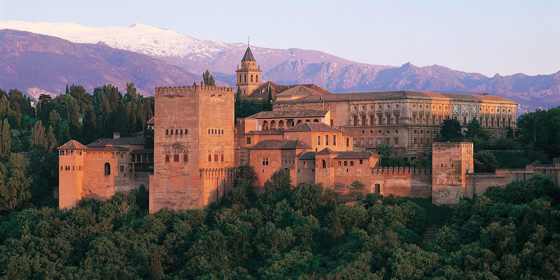 Motril The Alhambra Palace Hurtigruten Uk