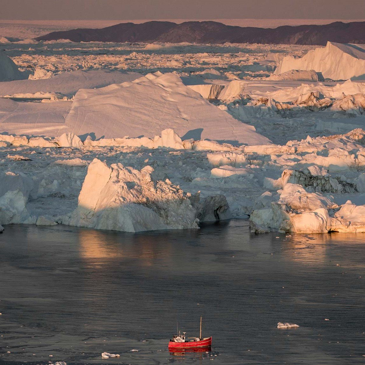 Greenland Excursions Ilulissat Icefjord Helicopter