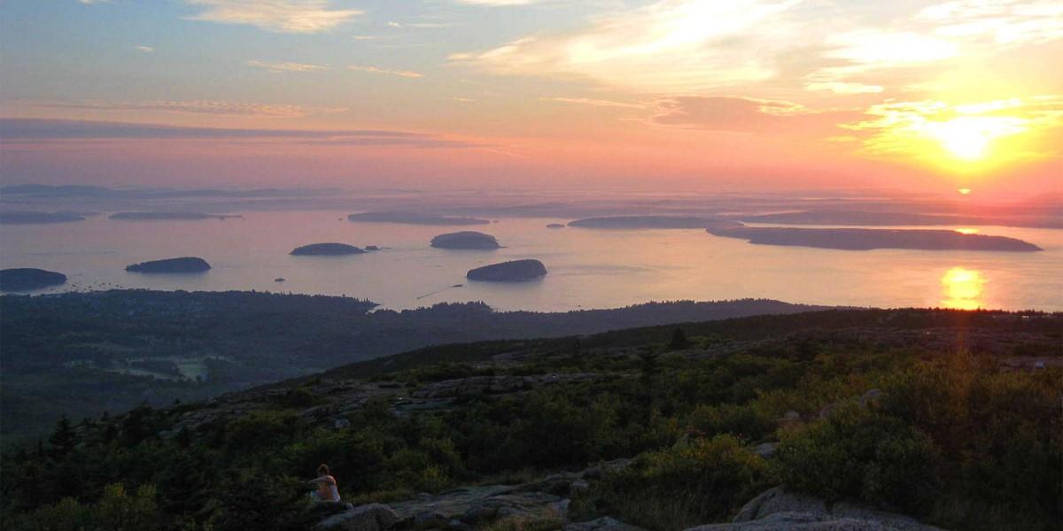 Bar Harbor Excursions Sunrise Tour To Cadillac Mountain