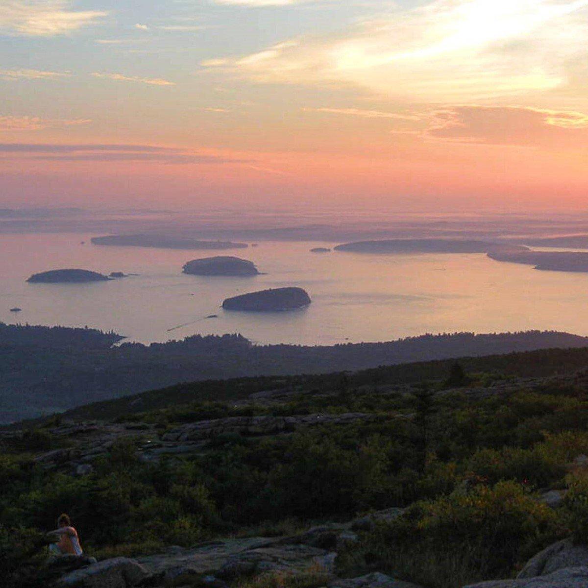 North Bay Cadillac >> Bar Harbor excursions - Sunrise tour to Cadillac Mountain ...