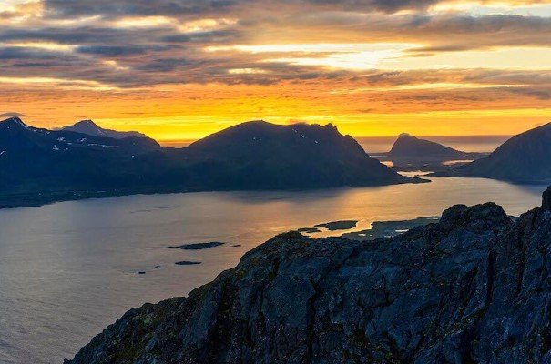 Lofoten offers some of the most breathtaking scenery on the planet.