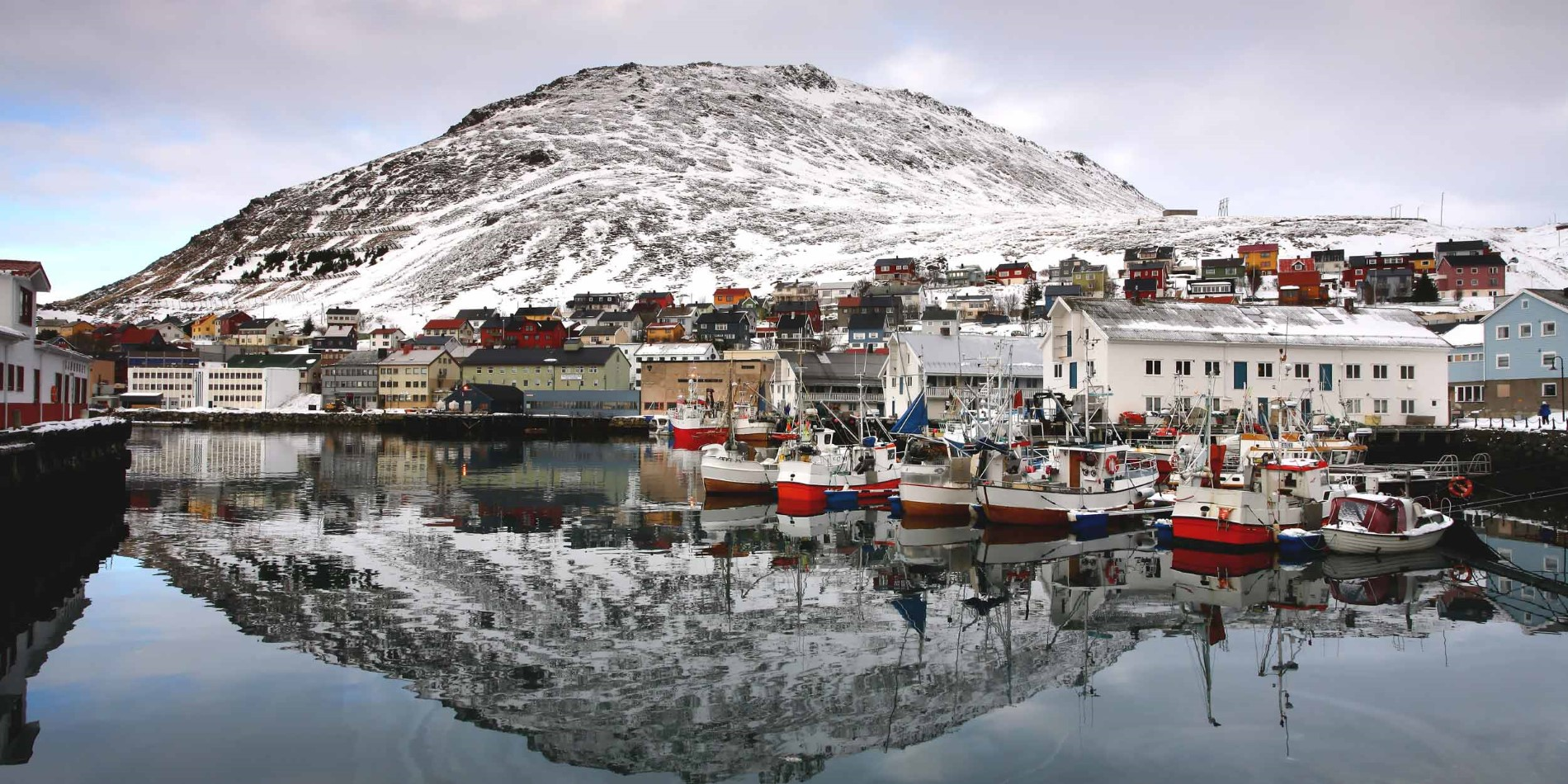 Port of Honningsvåg