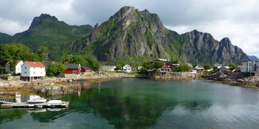 Svolvær Norway