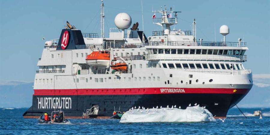 Our Ships | Hurtigruten UK