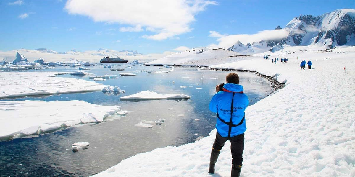 Discover Antarctica Patagonia And The Chilean Fjords  Northbound  Hurtigru