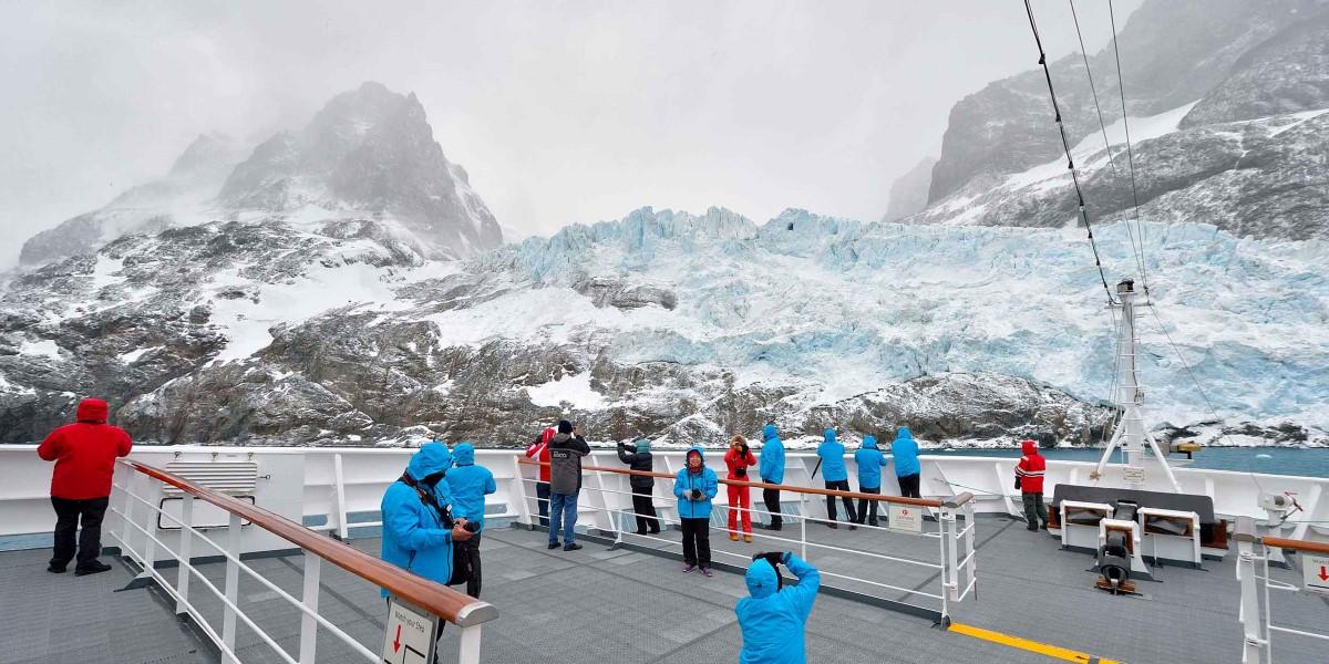 UK Offers Guaranteed Price Offer  MS Fram  Antarctica Cruises  Hurtigrute